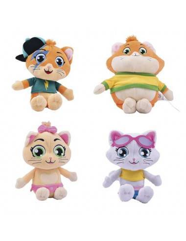 Soft toy with sounds Gatos...